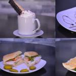 Roma Cafe Food