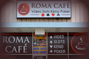 Roma Cafe In Worth